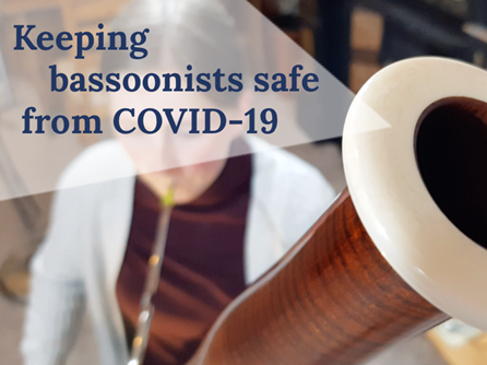 Keeping bassoonists safe from COVID-19