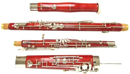Heckel 12000 bassoon for sale