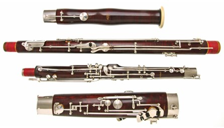 Puchner Model 23 bassoon for sale