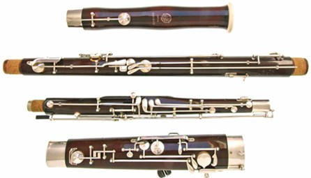Huller bassoon for sale