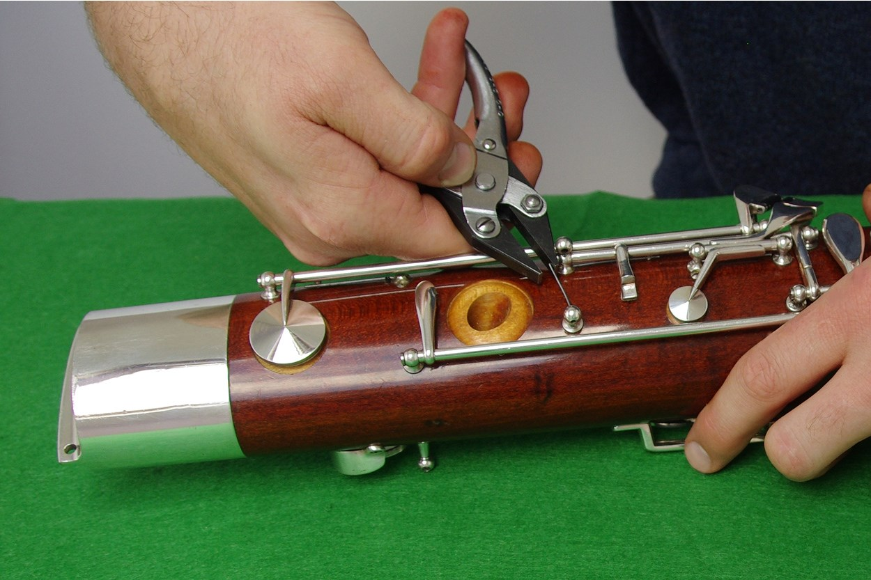 Specialist Bassoon Repair Service at Double Reed Ltd.