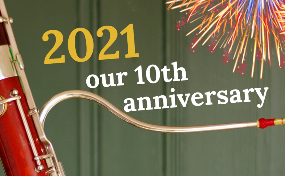 2021 – Our 10th Anniversary Year