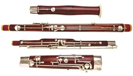 A second hand Kohlert Graslitz bassoon for sale at Double Reed Ltd. - the price of this bassoon is £5500
