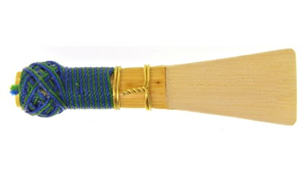 Bloxwich bassoon reeds for sale at Double Reed Ltd. The Bloxwich bassoon reed is a free-blowing, reliable reed used by professionals and amateurs across the UK over several decades. This bassoon reed is based on the Rieger no. 2 shape. The price of this reed is  £18.45