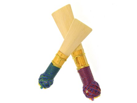 Bloxwich bassoon and contrabassoon reeds at Double Reed Ltd.