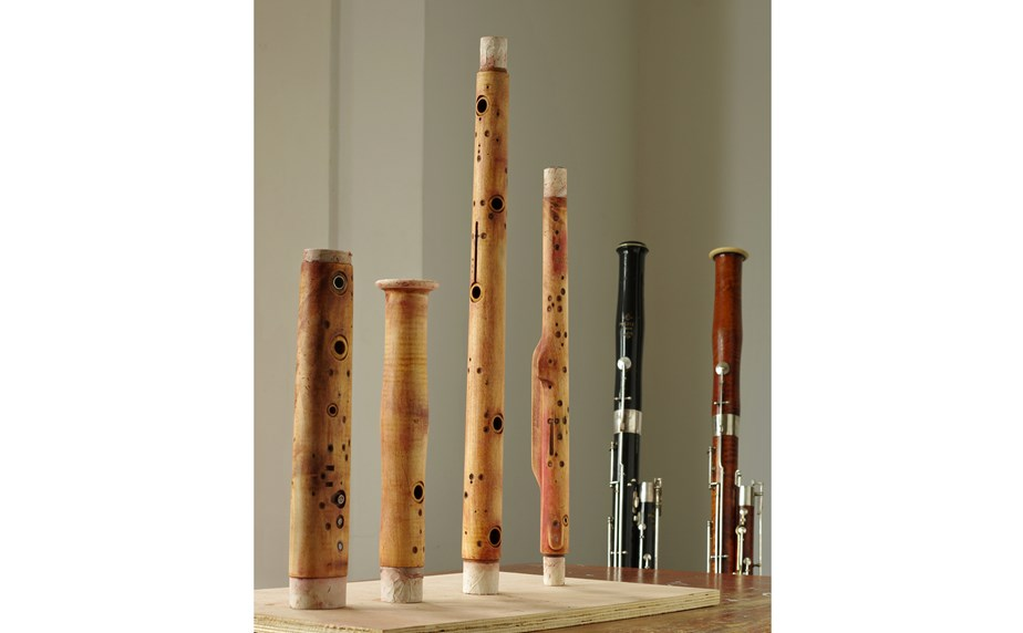 Pre-war bassoons for a wonderful tone | Double Reed Ltd