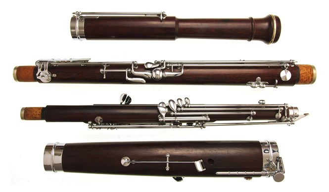 A second hand Buffet Crampon bassoon for sale in as-new condition. The bassoon has just been fully overhauled by Double Reed Ltd. and is now in superb playing order.