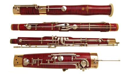 Monnig 214 Diamant professional bassoon for sale