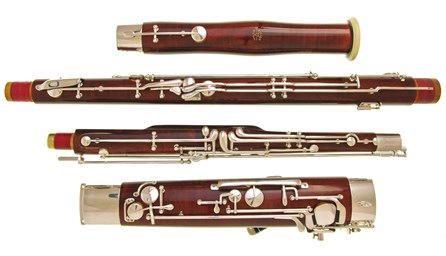 Fox 240 second hand bassoon for sale at Double Reed Ltd.