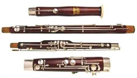 Schreiber Professional bassoon for sale second hand