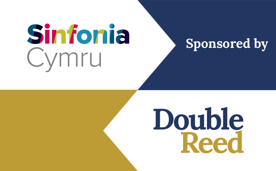 Sinfonia Cymru sponsored by Double Reed Ltd.