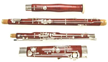 Heckel 6000 series professional bassoon for sale