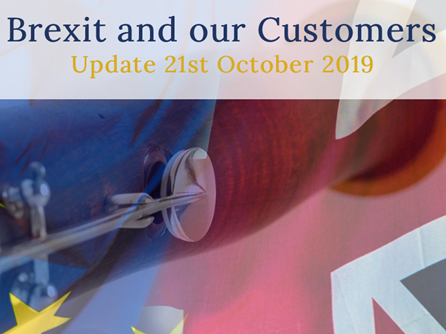 Brexit and our Customers